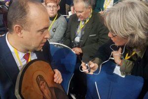 Подариха частица от България на Владимир Путин