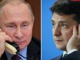 Зеленски и Путин се разбраха да спрат войната