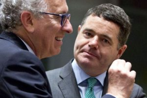 Ирландският финансов министър става председател на Еврогрупата