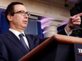 Мнучин заплаши Италия и Великобритания с мита, ако въведат дигиталния данък