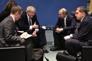 След първата среща Путин - Борис Джонсън: Няма нормализация на отношенията