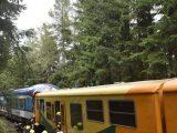 Трима загинали и десетки ранени след челен удар на два пътнически влака в Чехия (снимки, видео)