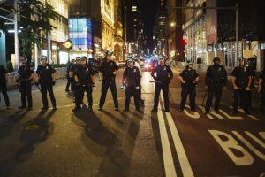 Тръмп обвини губернаторите, че са слаби и ги натисна да арестуват демонстранти
