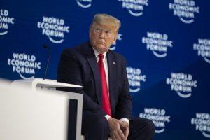 Тръмп се похвали с икономическите постижения на САЩ в Давос
