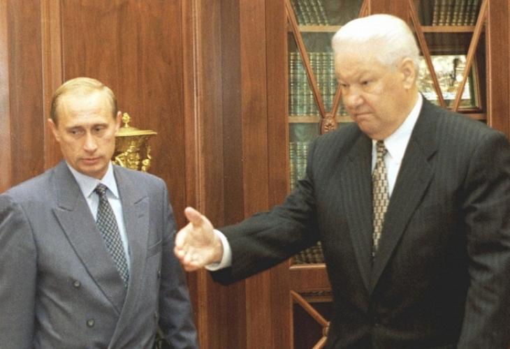 Елцин, Путин и Медведев – тримата стопани на Кремъл и отношенията им с България