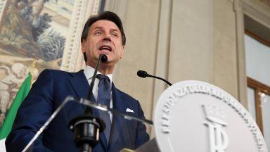 """Италианският премиер обещава """"нова ера"""" за Италия"""
