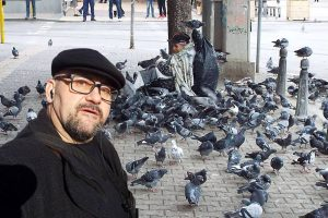 Стефан Пройнов: За жената с гълъбите