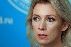 Борис Анзов предаде от Москва последният коментар на Мария Захарова!
