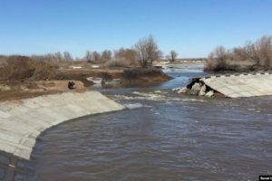 Дига на канал се скъса, обявяват частично бедствено положение в Пазарджишко