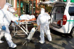 И Южна Корея пламна от новия вирус, страната е в извънредна ситуация
