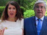 Как посолствата на САЩ и Русия честитиха 24 май (видео)