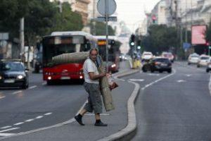 Пак полицейски час от петък до понеделник в Белград