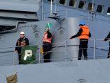 Подписваме договора за двата патрулни кораба на ВМС наесен