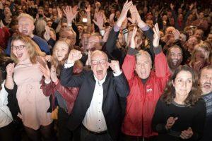 Социалдемократите печелят изборите в Хамбург