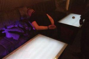 Спецакция в еротичен бар в Пловдив прати четирима в ареста (снимки)