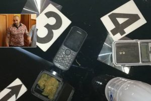 Хванаха Гочо Бургаския да бърка дрога с противогаз