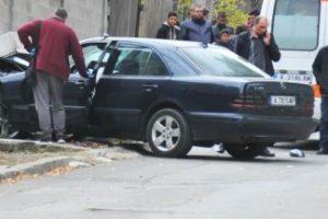 Шофьор блъсна две жени на тротоар в Хасково, едната се бори за живот