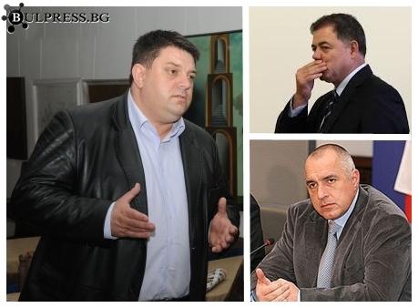 Атанас Зафиров с гражданско обръщение към Борисов